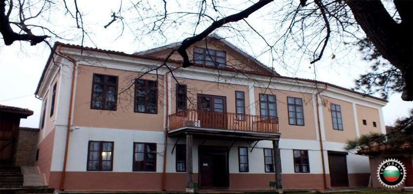 №12 гр.Свищов – Къща музей Алеко Константинов
