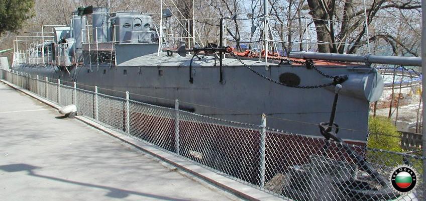№9 град Варна – Военноморски музей