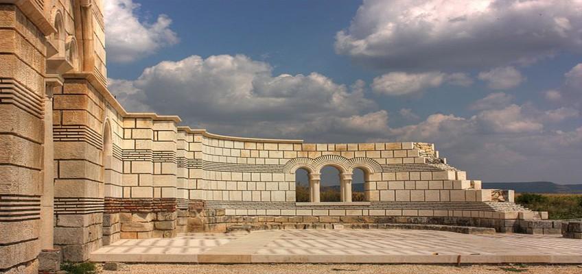 №96 гр.Плиска – Археологически резерват