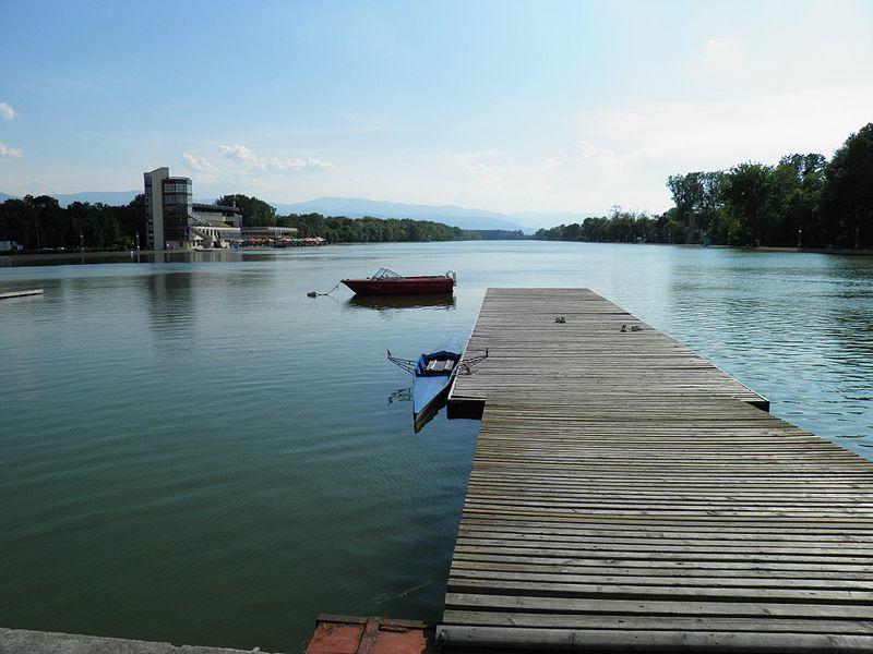 Гребна база – Пловдив