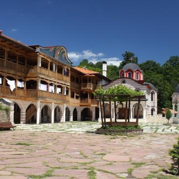 Гигински (Черногорски) манастир
