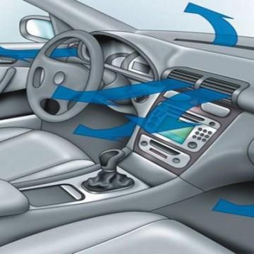 Здравен съвет: Не включвайте климатика веднага след поставяне на ключа и стартиране на колата
