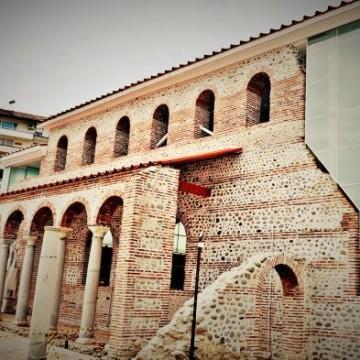 Археологическият парк в Сандански е отворен за първи път