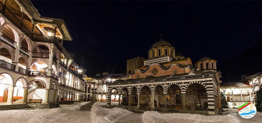 №28 – Рилски манастир