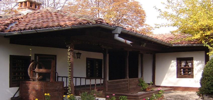 №71 гр.Чирпан – Къща-музей на Пейо К. Яворов